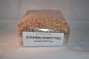 Zonnebloempitten 1 kg