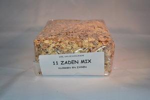 11 zaden mix 1 kg