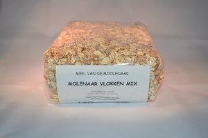 Molenaars vlokken mix 1 kg