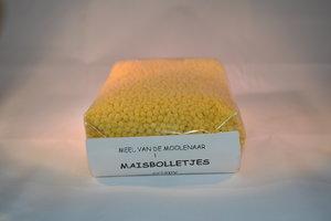 Gepofte maisbolletjes 250 gram