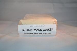 Brood mals maker E-nummer en Lactose vrij 500 gram