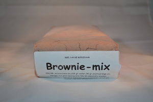 Brownie mix 1 kg