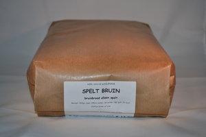Spelt bruin 5 kg