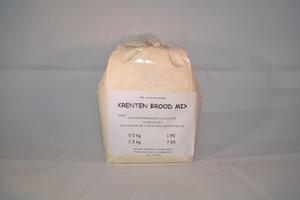 Krentenbrood mix 500 gram