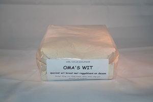 Oma's wit 1 kg