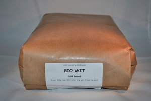 Bio bloem wit 5 kg