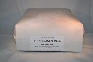 6+4 granen meel 5 kg