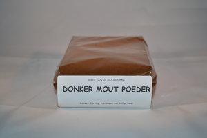 Donker mout poeder 500 gram