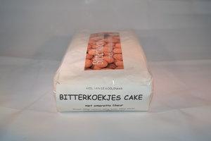 Bitterkoekjes cake 1 kg