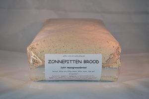 Zonnepitten brood 2,5 kg