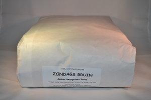 Zondags bruin 5 kg
