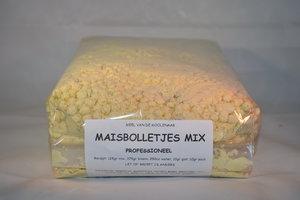 Maisbolletjes mix prof 2 kg
