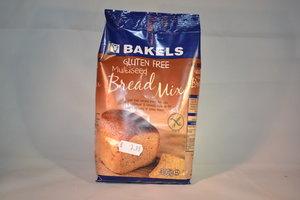 Glutenvrij meergranen 300 gram
