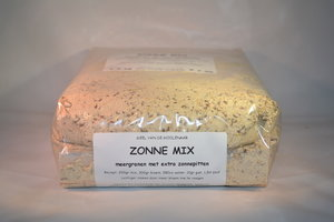 Zonne mix 2,5 kg
