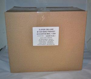 Deluxe starters pakket