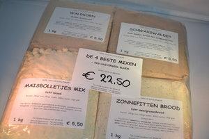 De vier beste brood mixen luxe 9 kg