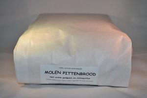 Molen pittenbrood donker 5 kg