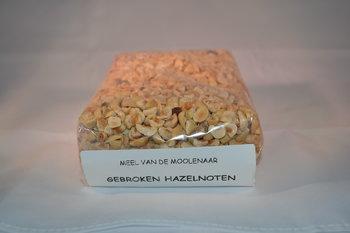 Gebroken hazelnoten 500 gram