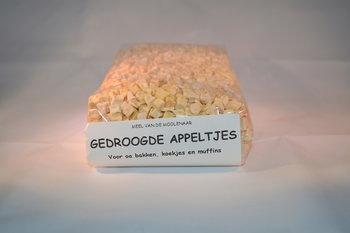 Gedroogde appeltjes 250 gram
