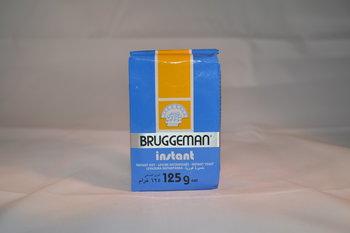 Bruggeman gist 125 gram