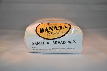 Banana bread mix 1 kg