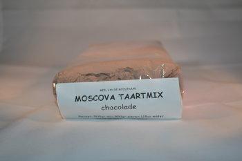 Moscovisch taartmix chocolade 1 kg