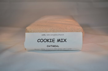Cookie mix oatmeal 1 kg