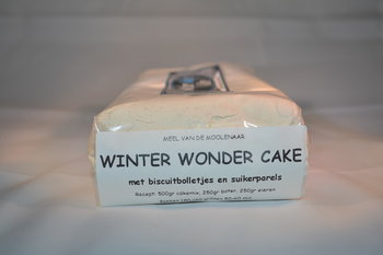 Winter wonder cake 1 kg