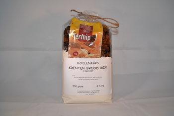 Krentenbrood mix compleet 500 gram