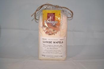 Luikse wafels compleet 500 kg
