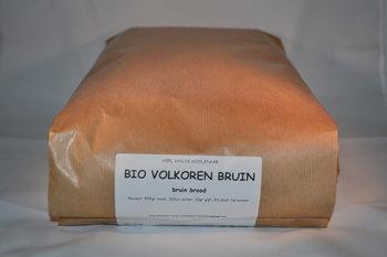 Bio volkoren bruin 5 kg