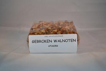 Gebroken walnoten 250 gram