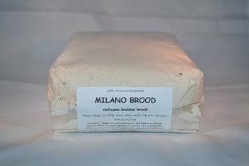 Milano brood 2,5 kg