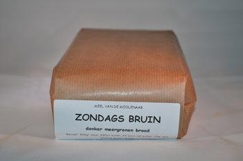 Zondags bruin 1 kg