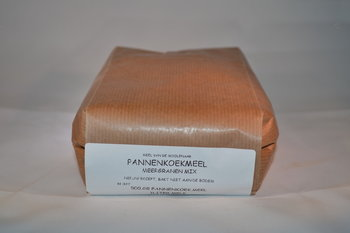 Pannenkoekmeel meergranen 1 kg