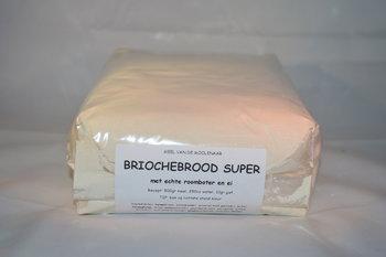 Briochebrood super 2,5 kg