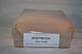 Sportbrood extra donker 2,5 kg