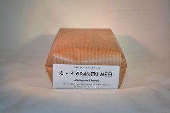 6+4 granen meel 1 kg