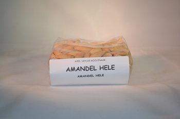 Amandel hele 250 gram