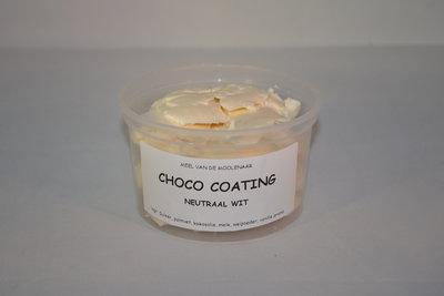 Chocolade coating wit 300 gram