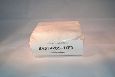 Bastardsuiker wit 500 gram