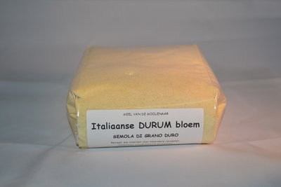 Italiaanse durum bloem 1 kg