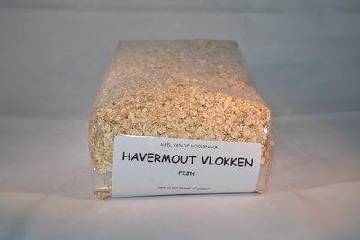 Havervlokken fijn 1 kg