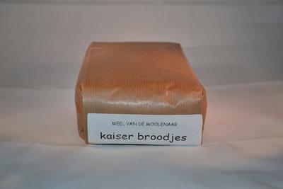 Kaiser broodjes 1 kg