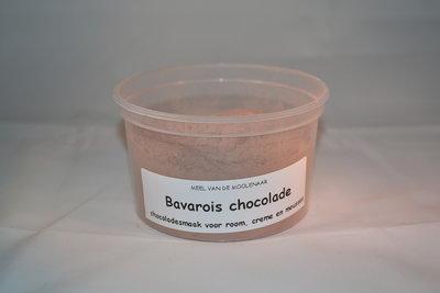 Bavarois chocolade 200 gram