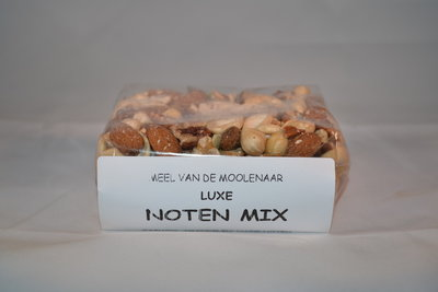 Luxe noten mix 250 gram