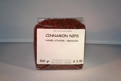 Cinnamon/Kaneel nips 500 gram