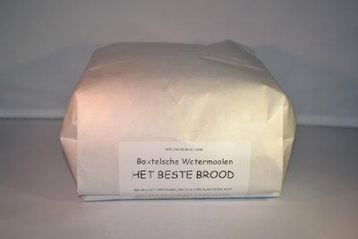 Het beste brood 2,5 kg